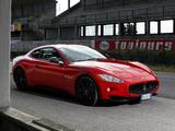 Maserati GranTurismo S MC Sport Line 2009–12 wallpapers