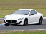 Maserati GranTurismo MC Stradale AU-spec 2010–13 pictures