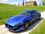 Maserati GranTurismo MC Stradale 2010–13 pictures