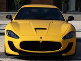 Novitec Tridente Maserati GranTurismo MC Stradale 2011 images
