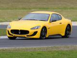 Maserati GranTurismo Sport MC Line AU-spec 2012 images