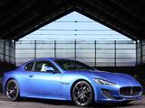Maserati GranTurismo Sport 2012 photos