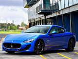 Maserati GranTurismo Sport AU-spec 2012 wallpapers