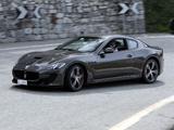 Maserati GranTurismo MC Stradale 2013 images