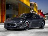 Maserati GranTurismo MC Stradale 2013 pictures