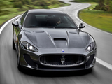 Maserati GranTurismo MC Stradale 2013 wallpapers