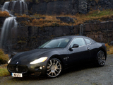 Photos of Maserati GranTurismo UK-spec 2007