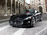 Photos of Maserati GranTurismo S 2008–12