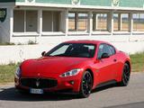 Photos of Maserati GranTurismo S MC Sport Line 2009–12
