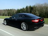 Photos of Novitec Tridente Maserati GranTurismo S 2009