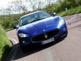 Photos of Maserati GranTurismo S Automatic 2009–12