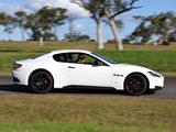 Photos of Maserati GranTurismo S MC Sport Line AU-spec 2009–12