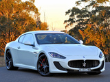 Photos of Maserati GranTurismo MC Stradale AU-spec 2010–13