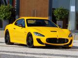 Photos of Novitec Tridente Maserati GranTurismo MC Stradale 2011