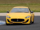 Photos of Maserati GranTurismo Sport MC Line AU-spec 2012