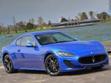 Photos of Maserati GranTurismo Sport AU-spec 2012
