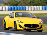 Photos of Maserati GranTurismo Sport MC Line AU-spec 2012