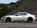 Photos of Maserati GranTurismo Sport MC Line 2012