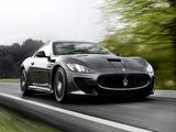 Photos of Maserati GranTurismo MC Stradale 2013