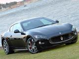 Pictures of Maserati GranTurismo S AU-spec 2008–12