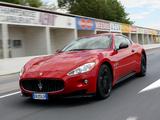 Pictures of Maserati GranTurismo S MC Sport Line 2009–12