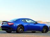 Pictures of Maserati GranTurismo S MC Sport Line AU-spec 2009–12
