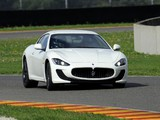 Pictures of Maserati GranTurismo MC Stradale 2010–13