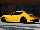 Pictures of Novitec Tridente Maserati GranTurismo MC Stradale 2011