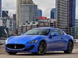 Pictures of Maserati GranTurismo Sport AU-spec 2012