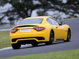 Pictures of Maserati GranTurismo Sport MC Line AU-spec 2012