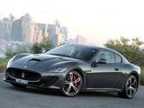 Pictures of Maserati GranTurismo MC Stradale AU-spec 2013