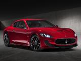 Pictures of Maserati GranTurismo MC Stradale Centennial Edition 2014