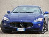 Maserati GranTurismo S Automatic 2009–12 wallpapers