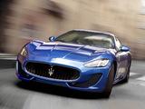 Maserati GranTurismo Sport 2012 wallpapers
