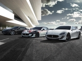 Maserati GranTurismo wallpapers