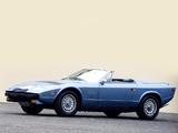 Maserati Khamsin Spyder photos