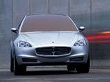 Images of Maserati Kubang GT Wagon Concept 2003