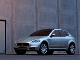 Maserati Kubang GT Wagon Concept 2003 images