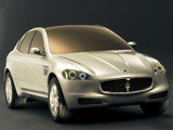 Maserati Kubang GT Wagon Concept 2003 photos