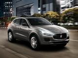 Maserati Kubang Concept 2011 photos