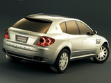 Photos of Maserati Kubang GT Wagon Concept 2003