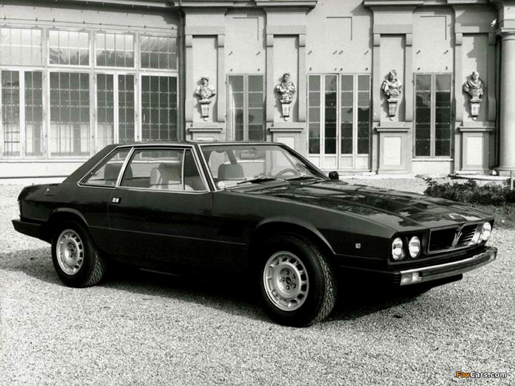 Maserati Kyalami (AM129) 1976–83 photos (1024 x 768)