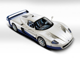 Images of Maserati MC12 2004–05