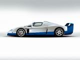 Maserati MC12 2004–05 wallpapers