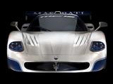 Edo Competition Maserati MC12 wallpapers