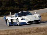 Pictures of Maserati MC12 2004–05
