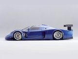 Maserati MC12 Versione Corse 2006 wallpapers