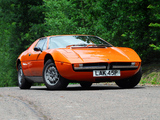 Maserati Merak UK-spec 1973–75 images