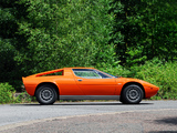 Maserati Merak UK-spec 1973–75 photos