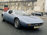 Pictures of Maserati Merak UK-spec 1973–75
